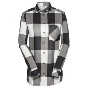 VAUDE Women's Farsund LS Shirt black/offwhite-20