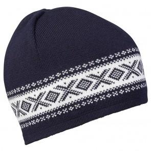 Dale of Norway Cortina Merino hat Navy / off white-20