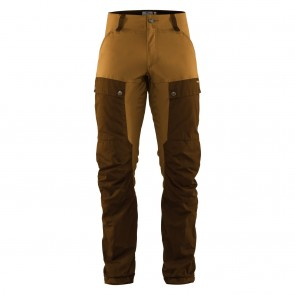 FjallRaven Keb Trousers M Long Chestnut-Acorn-20