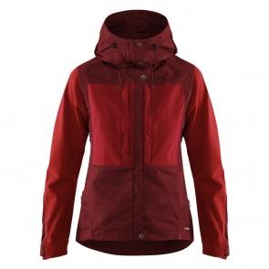 FjallRaven Keb Jacket W Ox Red-Lava-20
