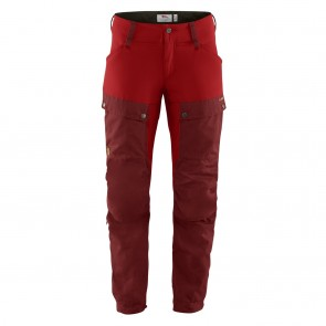 FjallRaven Keb Trousers W Ox Red-Lava-20