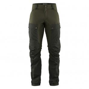 FjallRaven Keb Trousers M Regular Deep Forest-Laurel Green-20