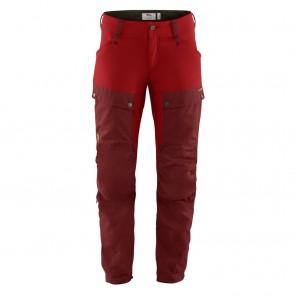 FjallRaven Keb Trousers W Short Ox Red-Lava-20