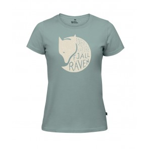 FjallRaven Forever Nature T-Shirt W Frost Green-20