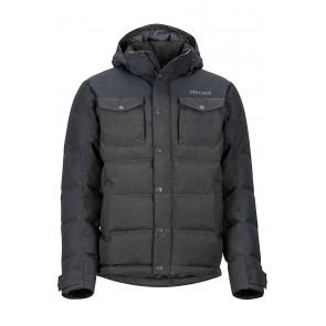 Marmot Men's Fordham Jacket Steel Onyx/Dark Steel-20