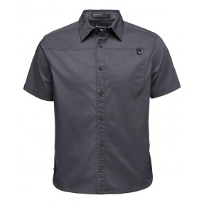Black Diamond M Ss Stretch Operator Shirt Carbon-20