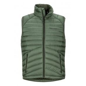 Marmot Men's Highlander Down Vest Crocodile-20