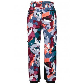 Marmot Women's Slopestar Pant L Multi Pop Camo-20
