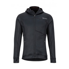 Marmot Men's Dawn Hoody Black-20