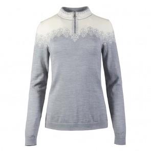 Dale of Norway Snefrid Fem Sweater Grey / Off white-20