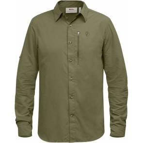 FjallRaven Abisko Hike Shirt LS Savanna-20