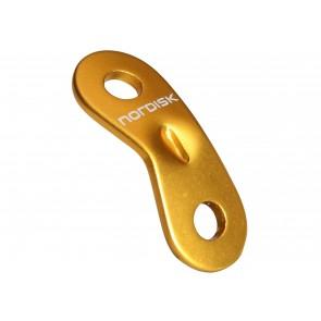 Nordisk Aluminium Peanut Slider (10pc) Leisure Range 10 pcs-20