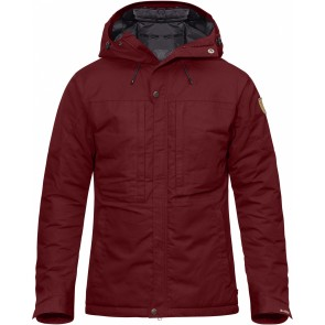 FjallRaven Skogsö Padded Jacket XL Red Oak-20