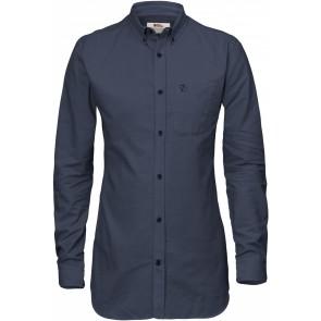 FjallRaven High Coast Flannel Shirt LS W Night Sky-20