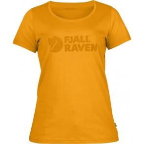 FjallRaven Logo T-Shirt W. Campfire Yellow-20