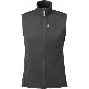 FjallRaven Keb Fleece Vest Dark Grey-Black-20