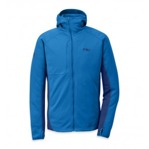 Outdoor Research Men's Radiant Hybrid Hoody Glacier/Balt-20
