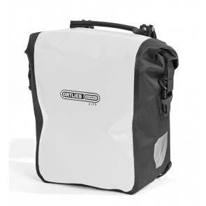 Ortlieb Front-Roller City white black-20
