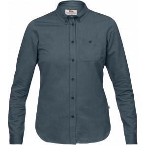 FjallRaven Övik Foxford Shirt LS W Dusk-20