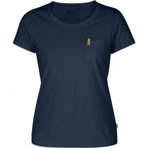 FjallRaven Övik T-shirt W. Navy-20