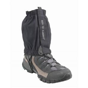 Sea To Summit Tumbleweed Ankle Gaiters Large/X-Large Black-20