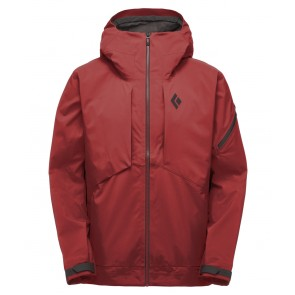 Black Diamond M Mission Shell Red Oxide-20