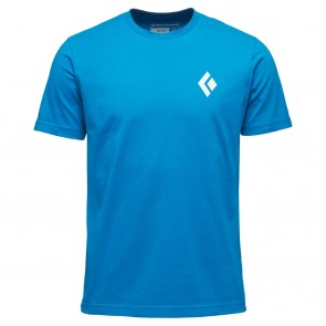Black Diamond M Ss Equipmnt For Alpinist Tee Kingfisher-20