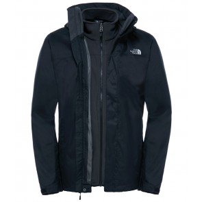 The North Face Men's Evolve IITriclimate Jacket TNF BLACK-20
