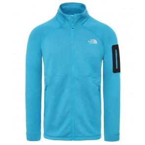 The North Face Men's Impendor Power Dry Fleece ACOUSTIC BLUE-20