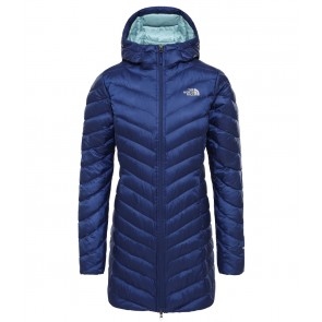 The North Face Women's Trevail Parka FLAG BLUE-20