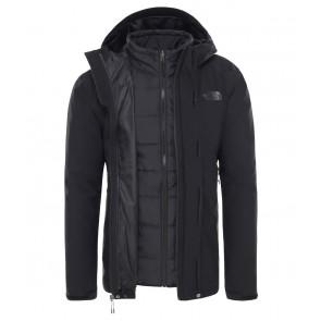 The North Face Men's Carto Zip-In Triclimate Jacket TNF BLACK/TNF BLACK-20