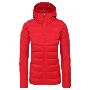 The North Face Women's Stretch Down Jacket TNF RED-20