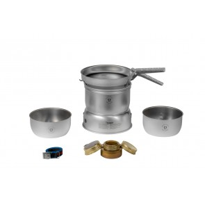Trangia Storm Cooker 27-21 UL/D small Duossal, without Kettel-20