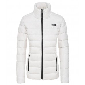 The North Face Women's Stretch Down Jacket TNF WHITE-20