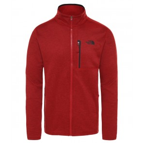 The North Face Men's Canyonlands Jacket CARDINAL RED HEATHER-20