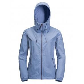 Jack Wolfskin Lakeside Jacket W shirt blue-20