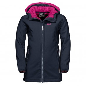 Jack Wolfskin Kissekat Coat Girls midnight blue-20