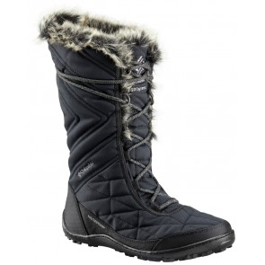 Columbia Minx Mid III 6 Black, Ti Grey Steel-20