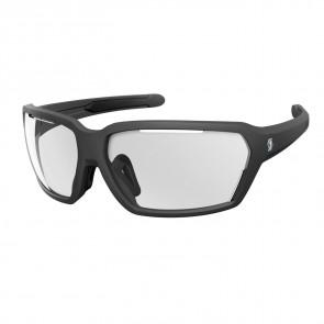Scott Sunglasses Vector black matt clear-20