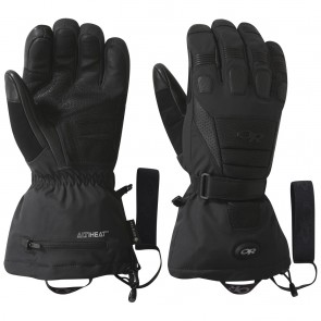 Outdoor Research OR Capstone Heated Sensor Gloves black-20