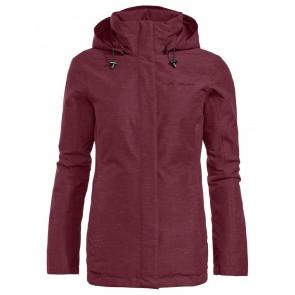 VAUDE Women's Limford Jacket II claret red-20