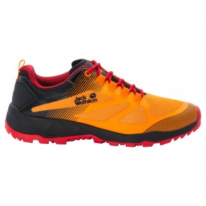 Jack Wolfskin Fast Striker Low M orange / red-20