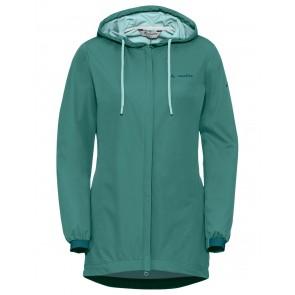VAUDE Women's Cyclist Softshell Jacket nickel green-20