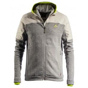 VAUDE Men's Green Core Fleece Jacket moondust-20