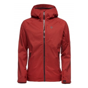 Black Diamond M Boundary Line Insulated Jacket Red Oxide-20