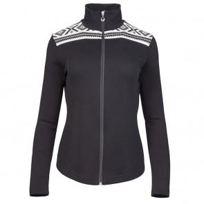 Dale of Norway Cortina basic feminine jacket Black / White-20