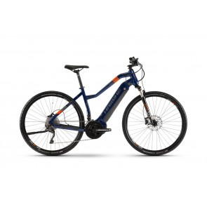 Haibike SDURO Cross 5.0 Damen i500Wh 20-G XT 20 HB YSTM blue/orange/titan-20