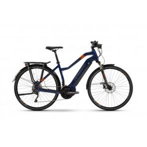 Haibike SDURO Trekking 5.0 Damen i500Wh 20-G XT 20 HB YSTM blue/orange/titan-20