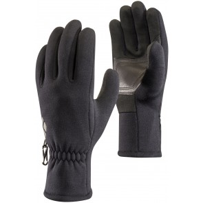 Black Diamond Heavyweight Screentap Fleece Gloves Black-20
