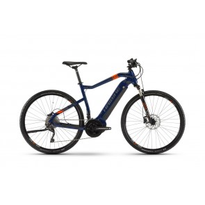 Haibike SDURO Cross 5.0 Herren i500Wh 20-G XT 20 HB YSTM blue/orange/titan-20